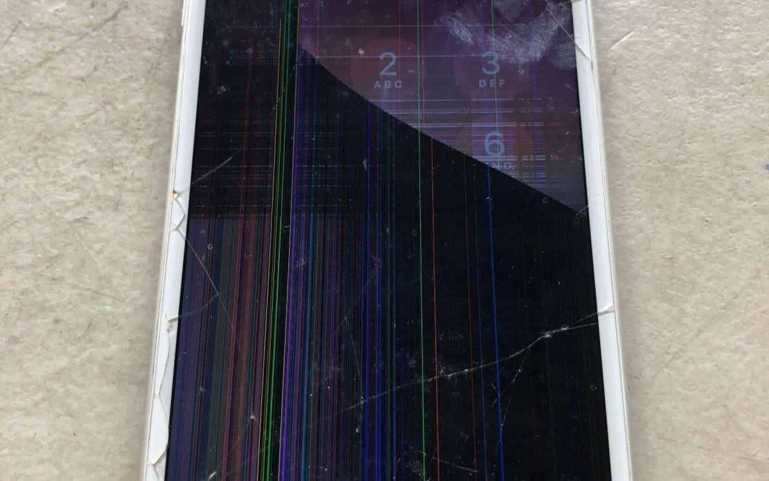 iPhone screen repair cost
