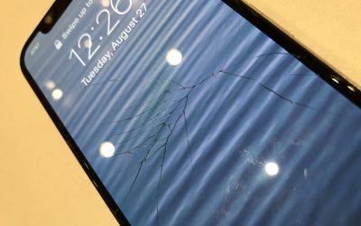 Cracked iPhone Repair in Royal Oak